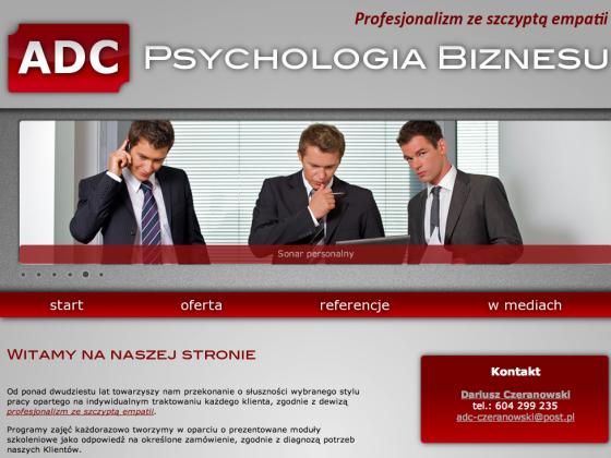 ADC Psychologia Biznesu